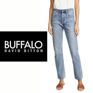 Buffalo Straight Leg Stretch Jeans - 14 x 32